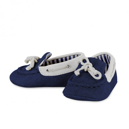 Moccasini cu elemente decorative Mayoral bebe
