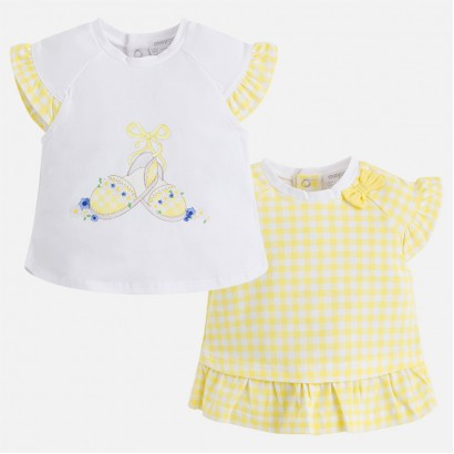 Set tricouri bebe Mayoral