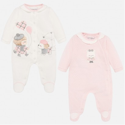 Set pijamale Mayoral bebe