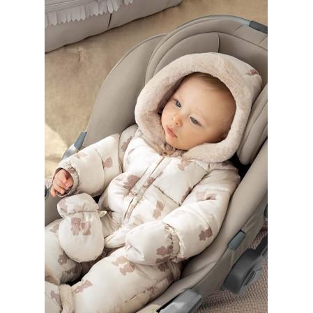 Combinezon cu print Mayoral bebe