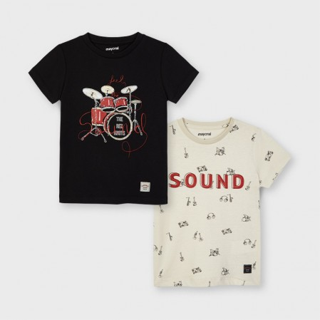 Tricou fete Mayoral Sound.