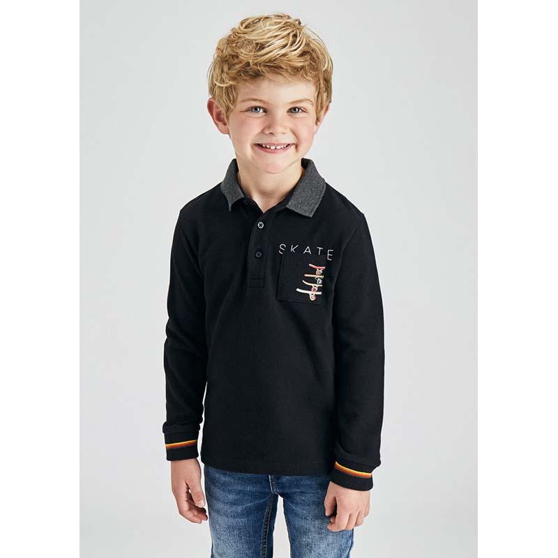 Bluza polo Mayoral Skate de baieti