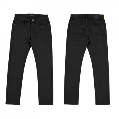Pantaloni Mayoral Slim Fit baieti