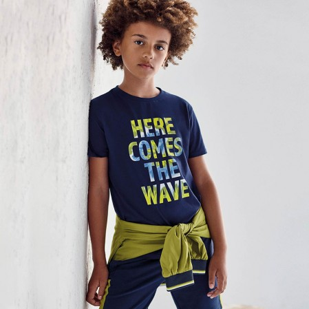 Tricou baieti Mayoral The wave