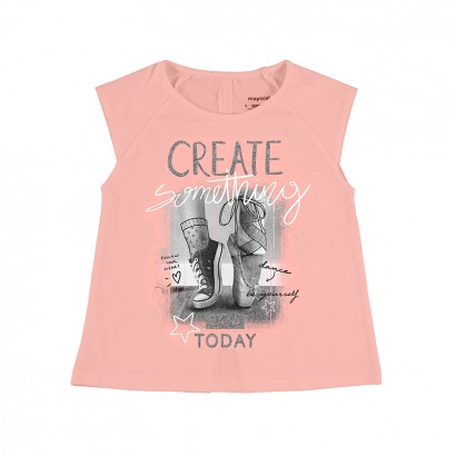 Tricou Mayoral Create something fete