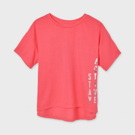 Tricou fete Mayoral Play time
