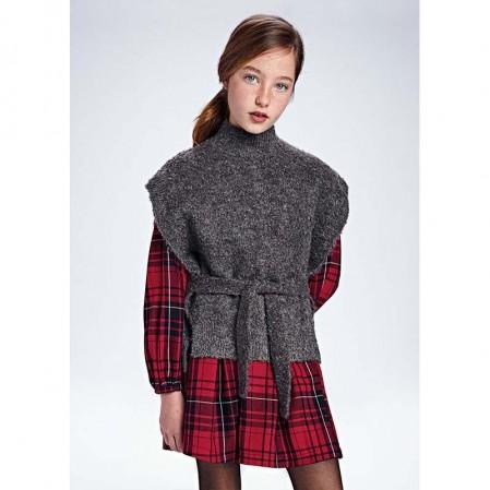 Vesta tricotata fete Mayoral