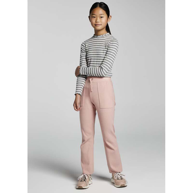 Pantaloni cu buzunare mari Mayoral fete